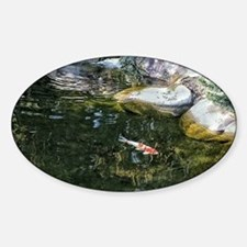 Reflecting Pond Decal