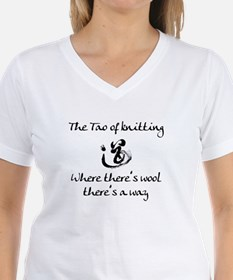 Tao of Knitting T-Shirt