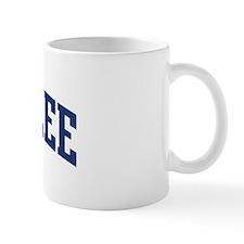 GREENLEE design (blue) Mug
