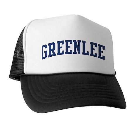 GREENLEE design (blue) Trucker Hat