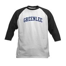 GREENLEE design (blue) Tee