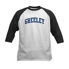 GREELEY design (blue) Tee