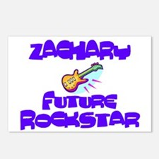 Zachary - Future Rock Star Postcards (Package of 8