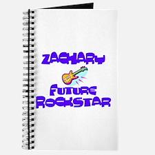 Zachary - Future Rock Star Journal
