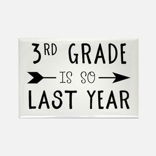 So Last Year - 3rd Grade Magnets