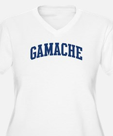GAMACHE design (blue) T-Shirt