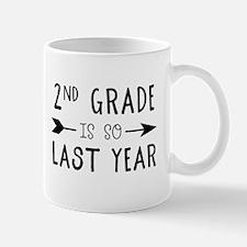 So Last Year - 2nd Grade Mugs