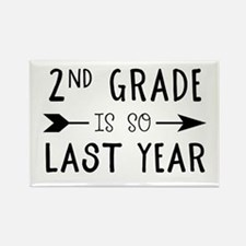 So Last Year - 2nd Grade Magnets