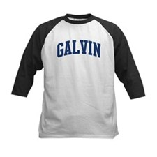 GALVIN design (blue) Tee