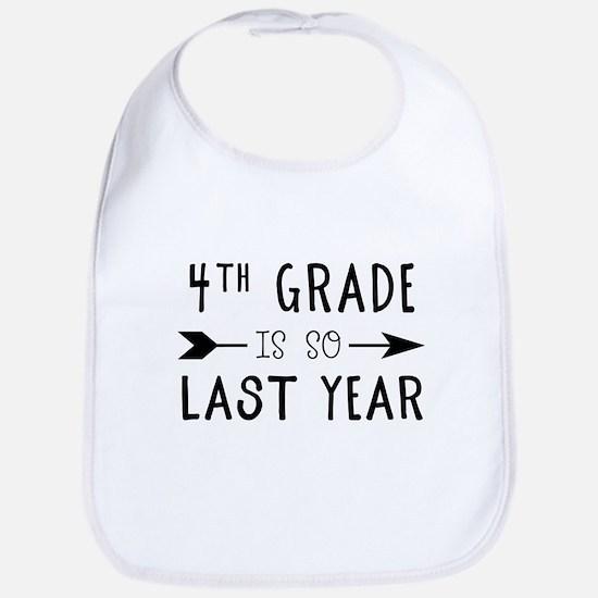 So Last Year - 4th Grade Bib