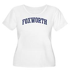 FOXWORTH design (blue) T-Shirt