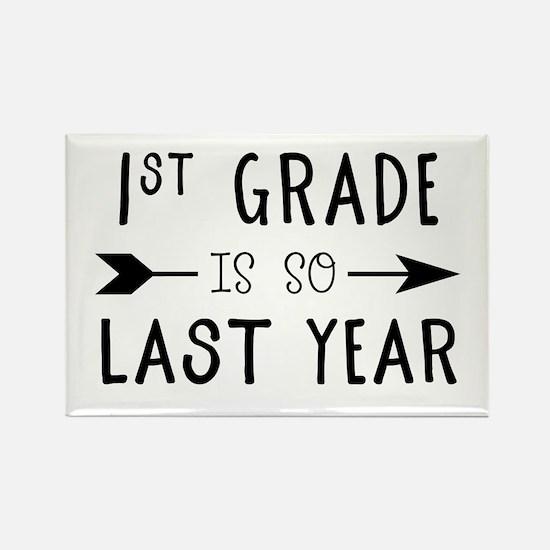 So Last Year - 1st Grade Magnets