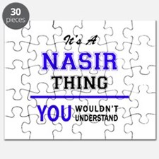 It's NASIR thing, you wouldn't understand Puzzle