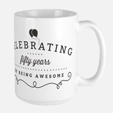 Celebrating Fifty Years Mugs