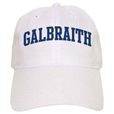 GALBRAITH design (blue) Baseball Cap