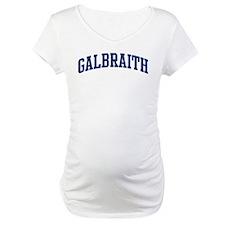 GALBRAITH design (blue) Shirt
