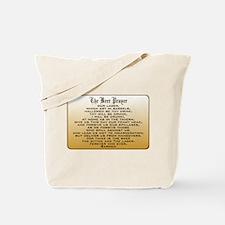 Beer Prayer Tote Bag