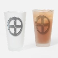 Funny Chain driven Drinking Glass