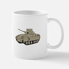 M Two Bradley Tank Mugs