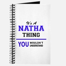 It's NATHA thing, you wouldn't understand Journal