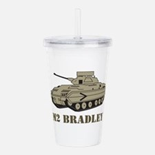 M Two Bradley Acrylic Double-wall Tumbler