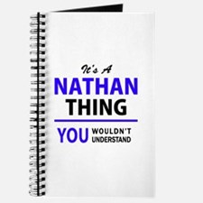 It's NATHAN thing, you wouldn't understand Journal