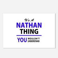 It's NATHAN thing, you wo Postcards (Package of 8)