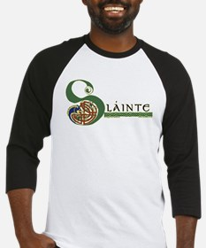Slainte Celtic Knotwork Baseball Jersey
