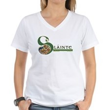 Slainte Celtic Knotwork Shirt