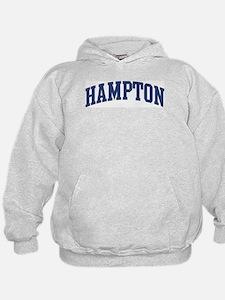 HAMPTON design (blue) Hoodie