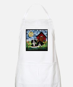Berners at Play Apron