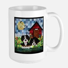 Berners at Play Mugs