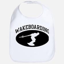 Wakeboarding (BLACK circle) Bib