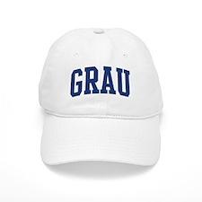 GRAU design (blue) Baseball Cap