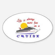 More Fun On A Crusie Decal