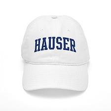 HAUSER design (blue) Baseball Cap