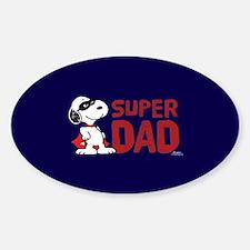Super Dad Bumper Stickers