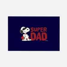 Super Dad Magnets
