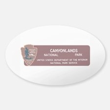 Canyonlands National Park, Utah Decal