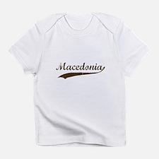 Macedonian Infant T-Shirt