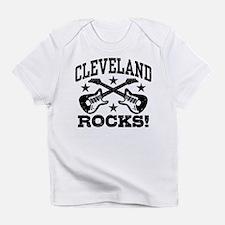 Unique Girls rocks Infant T-Shirt