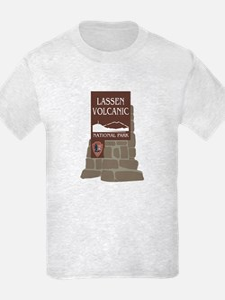 Lassen Volcanic National Park, T-Shirt