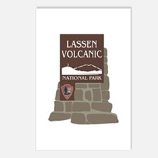Lassen Volcanic National Postcards (Package of 8)