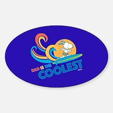 Coolest Dad Bumper Stickers