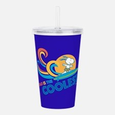 Coolest Dad Acrylic Double-wall Tumbler