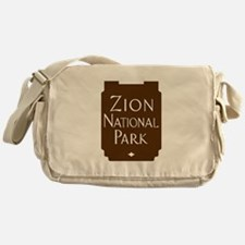 Zion National Park, Utah Messenger Bag