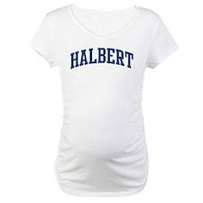 HALBERT design (blue) Shirt