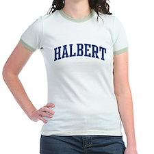 HALBERT design (blue) T