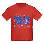 Wishin' For Snow Kids Dark T-Shirt