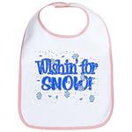 Wishin' For Snow Bib